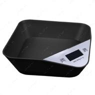 """""""Digital Tray Scale"""" Миска-весы с съемной чашей для собак и котов"""
