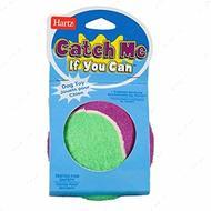 Игрушка для собак мяч тенисный большой Hartz Catch Me if You Can Dog Toy