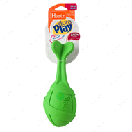 Игрушка латексная ракета с пищалкой для собак со вкусом бекона Hartz Dura Play Rocket