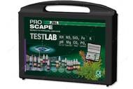 Чемоданчик с тестами для полного анализа воды в растительных аквариумах PROAQUATEST LAB PROSCAPE JBL