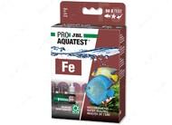 Экспресс-тест для определения содержания железа в пресноводном-морском аквариуме и прудах PROAQUATEST Fe Iron JBL
