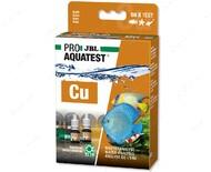 Экспресс-тест для определения содержания меди в пресноводном-морском аквариуме и пруду PROAQUATEST Cu Copper JBL