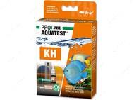 Экспресс-тест для определения карбонатной жесткости KH в пресноводных-морских аквариумах и прудах PROAQUATEST KH JBL