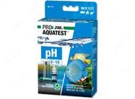 Экспресс-тест для определения значения pH в прудах и пресноводных-морских аквариумах PROAQUATEST pH 3.10-10.0 JBL