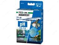 Экспресс-тест для определения значения pH в диапазоне 6,0-7,6 в пресноводных аквариумах PROAQUATEST pH 6.0-7.6 Test JBL