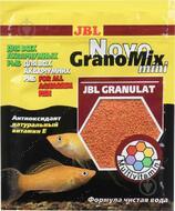 Основной корм в виде гранул для средних и больших аквариумных рыб Novo GranoMix JBL