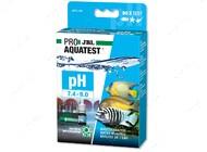 Экспресс-тест для определения значения pH в диапазоне 7,4-9,0 в прудах и пресноводных-морских аквариумах PROAQUATEST pH 7.4-9.0 Test JBL
