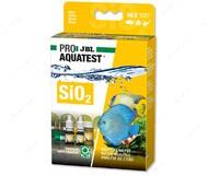 Реагенты для определения содержания силикатов в пресной и морской воде PROAQUATEST SiO2 Silicate JBL