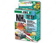Экспресс-тест на аммоний-аммиак для пресноводных-морских аквариумов и прудов NH4 Ammonium Test JBL