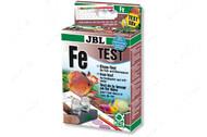 Экспресс-тест для определения содержания железа в пресноводном-морском аквариуме и пруду Fe Iron Test JBL