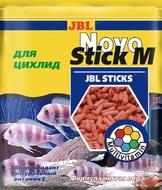 Основной корм в форме палочек для хищных цихлид Novo Stick M JBL