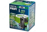 Экономичный внутренний фильтр для аквариумов CristalProfi i60 greenline JBL