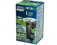 Экономичный внутренний фильтр для аквариумов CristalProfi i80 greenline JBL