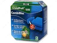 Комплект с вставкой префильтра и губкой для внешнего фильтра CombiBloc CristalProfi e JBL