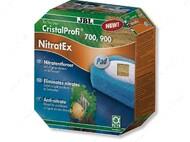 Комплект с вставкой из губки и наполнителем для удаления нитратов для NitratEx Pad CristalProfi e JBL