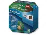 Комплект с вставкой из губки и средством для удаления фосфатов для PhosEx ultra Pad CristalProfi e JBL