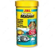 Основной корм для травоядных цихлид Novo Malavi JBL