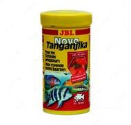 Основной корм в форме хлопьев для хищных цихлид Novo Tanganyika JBL