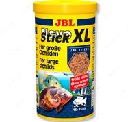 Основной корм в форме палочек для крупных плотоядных цихлид Novo Stick XL JBL