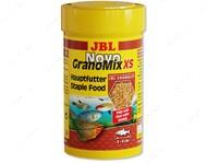 Основной корм в форме гранул для маленьких аквариумных рыб NovoGranoMix XS JBL