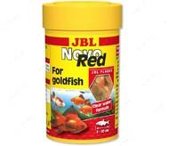 Основной корм в форме хлопьев для золотых рыбок Novo Red JBL
