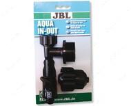 Ручная помпа для заливки и слива воды из аквариума Aqua In-Out water jet pump JBL