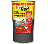 Полнорационный корм в форме хлопьев для золотых рыбок JBL NovoRed Refill JBL