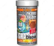 Основной корм премиум-класса в форме гранул для дискусов Grana Discus JBL