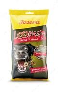 Лакомство для собак с говядиной Josera Loopies Mit Rind