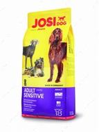 Сухой корм Йозера для собак всех пород с чувствительным пищеварением JosiDog ADULT Sensetive