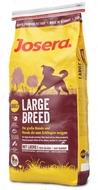 Сухой корм для собак крупных пород с мясом домашней птицы с лососем Josera Large Breed