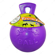 Игрушка для собак Мяч-попрыгун JUMPER GLOW