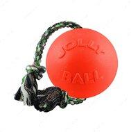 Игрушка для собак Мяч с канатом Ø 20 см ROMP-N-ROLL