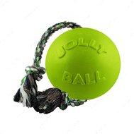 Игрушка для собак Мяч с канатом Ø 11 см ROMP-N-ROLL