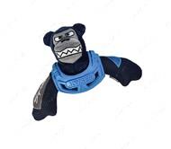 Игрушка для собак горилла в броне синяя Joyser Squad Armored Bear