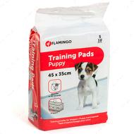 Пеленка для щенков, одноразовая Flamingo Training Pads Puppy 35х45 см