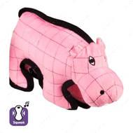 """""""Strong Hippo"""" ГИППО суперпрочная мягкая игрушка для собак"""