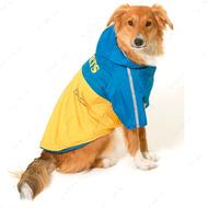 Спортивный плащ и дождевик для собак 2в1 RAINCOAT 2IN1 DOG