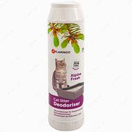 Дезодорант для кошачьего туалета Flamingo Cat Litter Deodoriser