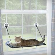 Спальное место на окно для котов Ez Mount Window Kitty Sill