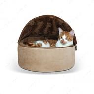 Домик-лежак для котов Kitty Hooded