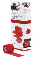 """""""Вет-Флекс"""" эластичный бинт для фиксации 5 см х 4,5 м, """"Vet-Flex"""""""