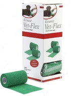 """""""Вет-Флекс"""" эластичный бинт для фиксации 10 см х 4,5 м, """"Vet-Flex"""""""
