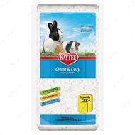 Подстилка из целлюлозы для грызунов, белый Clean&Cozy White