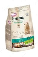 Полнорационный корм для хомяка ПРЕМИУМ Lolopets Premium Food for hamster
