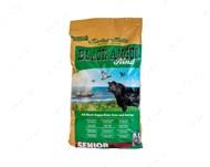 Сухой корм в виде пеллетов с говядиной для пожилых собак Markus-Muhle Black Angus Senior LUPOSAN