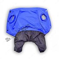 Комбинезон для собак электрик синий Mr.БарBOSS