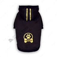 Толстовка для собак золотой Adidog Mr.БарBOSS