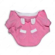Толстовка для собак мишка розовая Mr.БарBOSS