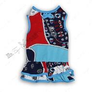 Платье для собак в морском стиле Mr.БарBOSS